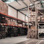 Zo wordt een industrieel magazijn gemaakt